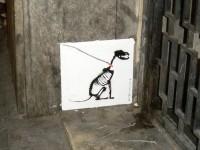 perro calle fuencarral