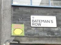 londres bateman's row